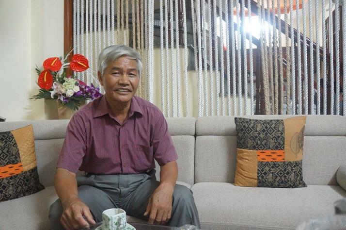 Phỏng vấn Tiến sĩ Nguyễn Bá Hoạt về cây thuốc quý - Náng hoa trắng 1