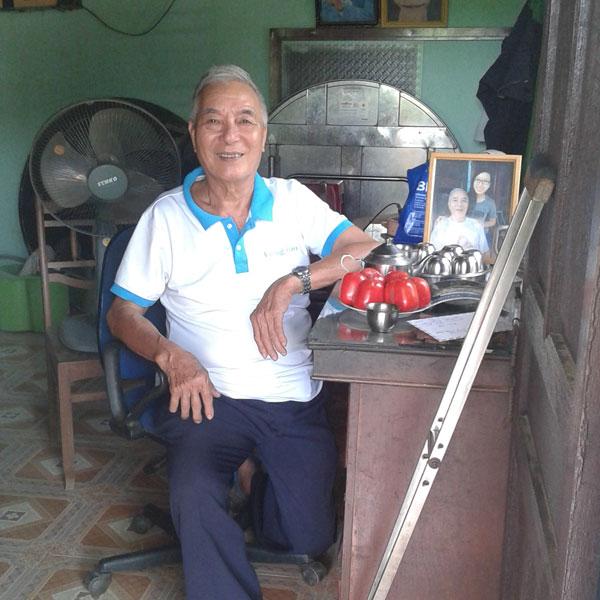 Bình Định: Biện pháp thoát U xơ tuổi già của một sỹ quan cao cấp về hưu 1