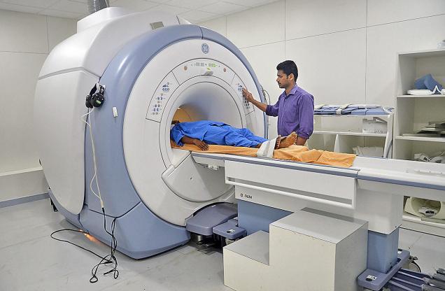 Chụp cộng hưởng từ (MRI) 1