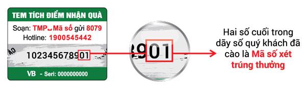 Cơ hội trúng hơn 500 giải, mỗi giải từ 300.000đ – 1.000.000đ khi nhắn tin tích điểm! 2